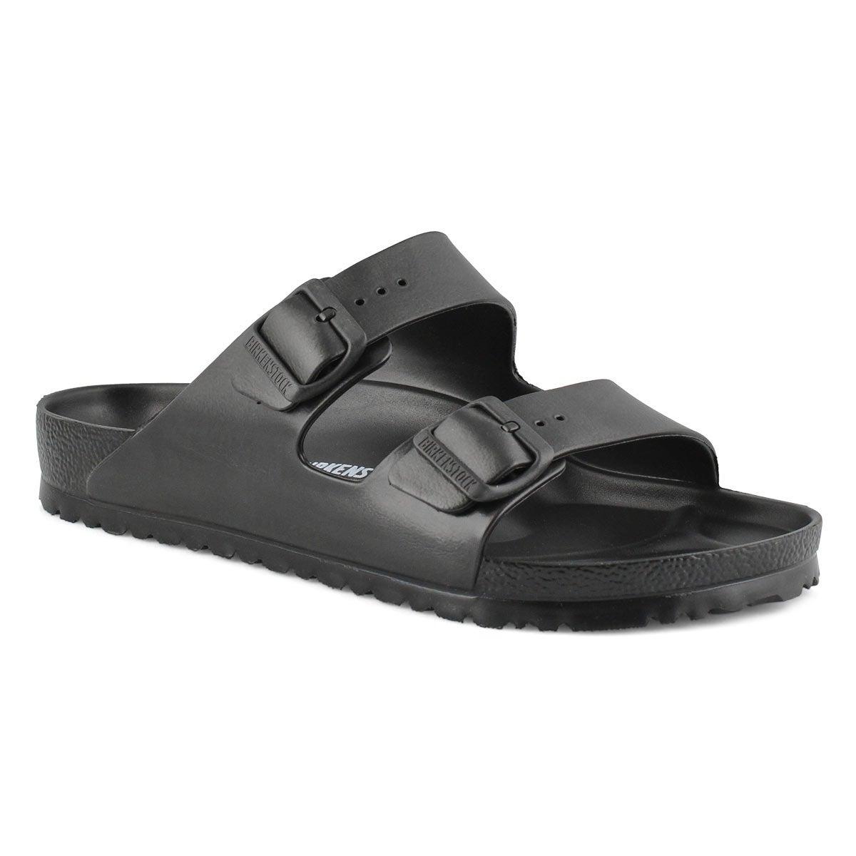 Men's ARIZONA black EVA sandals - Medium