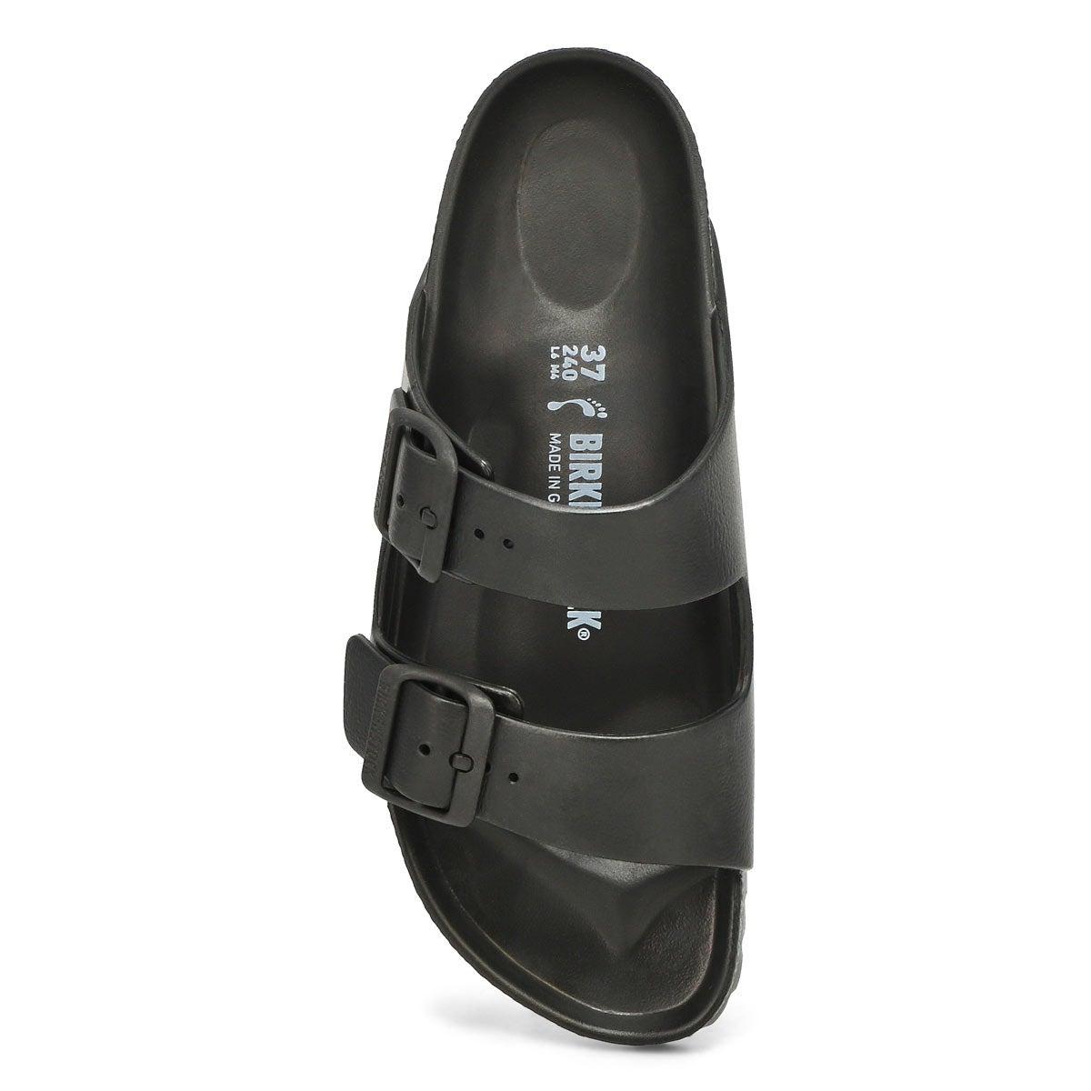 Sandale ARIZONA EVA, noir, fem - Étroit
