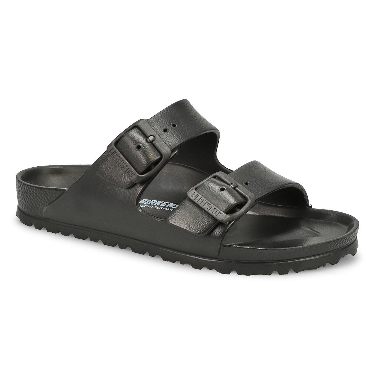 Women's ARIZONA EVA black sandals - Narrow