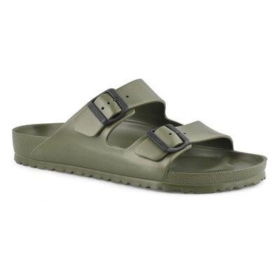 Mns Arizona khaki EVA sandal - Medium