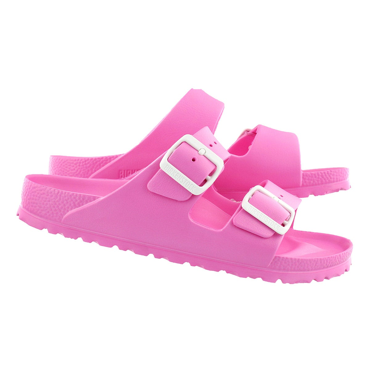 Lds Arizona EVA neon pink sandal-Narrow