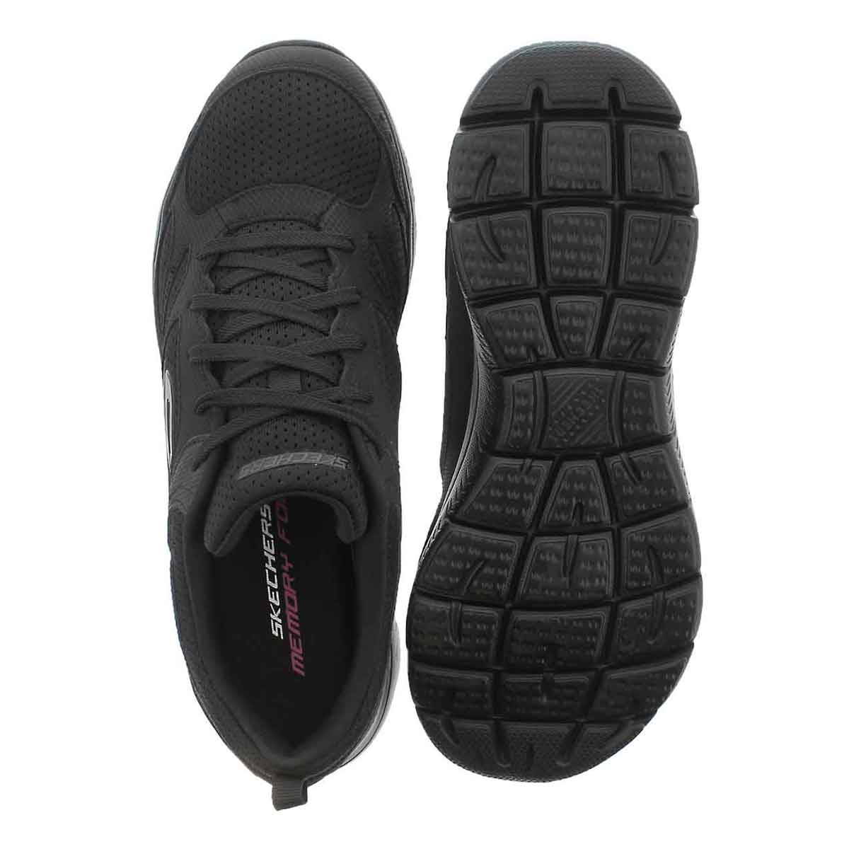 Lds Summits Suited blk snkr