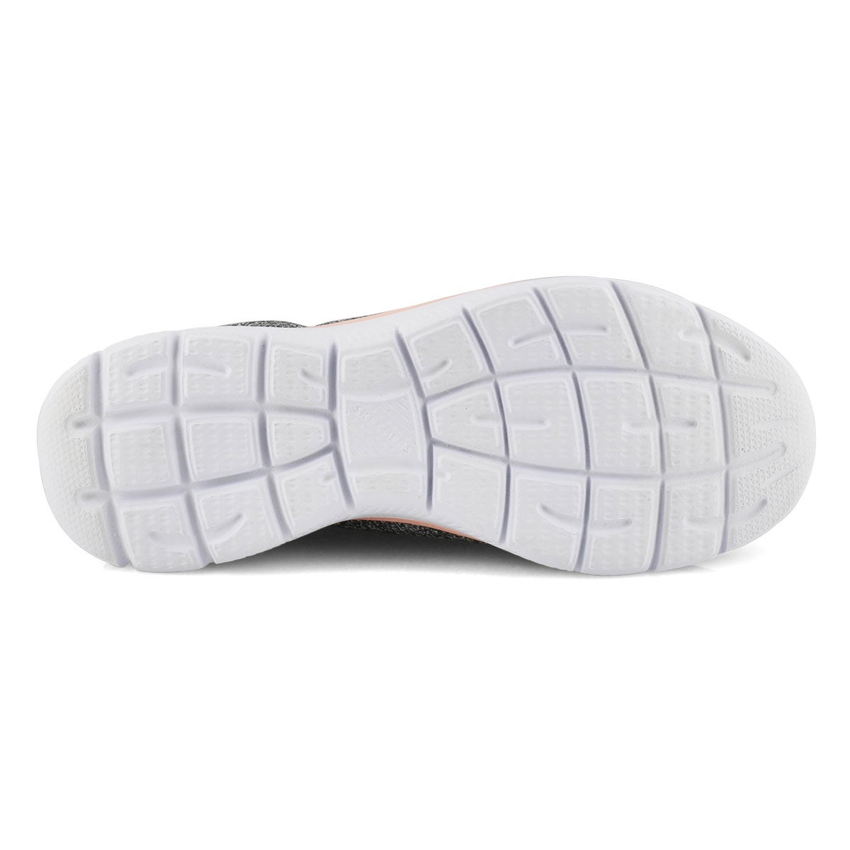 Lds Quick Getaway bk/crl slip-on runner