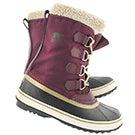 Lds Winter Carnival purple winter boot