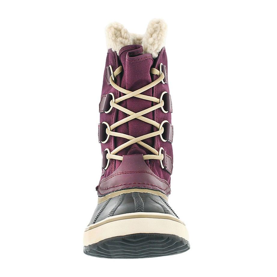 Bottes d'hiver Winter Carnival violet, f