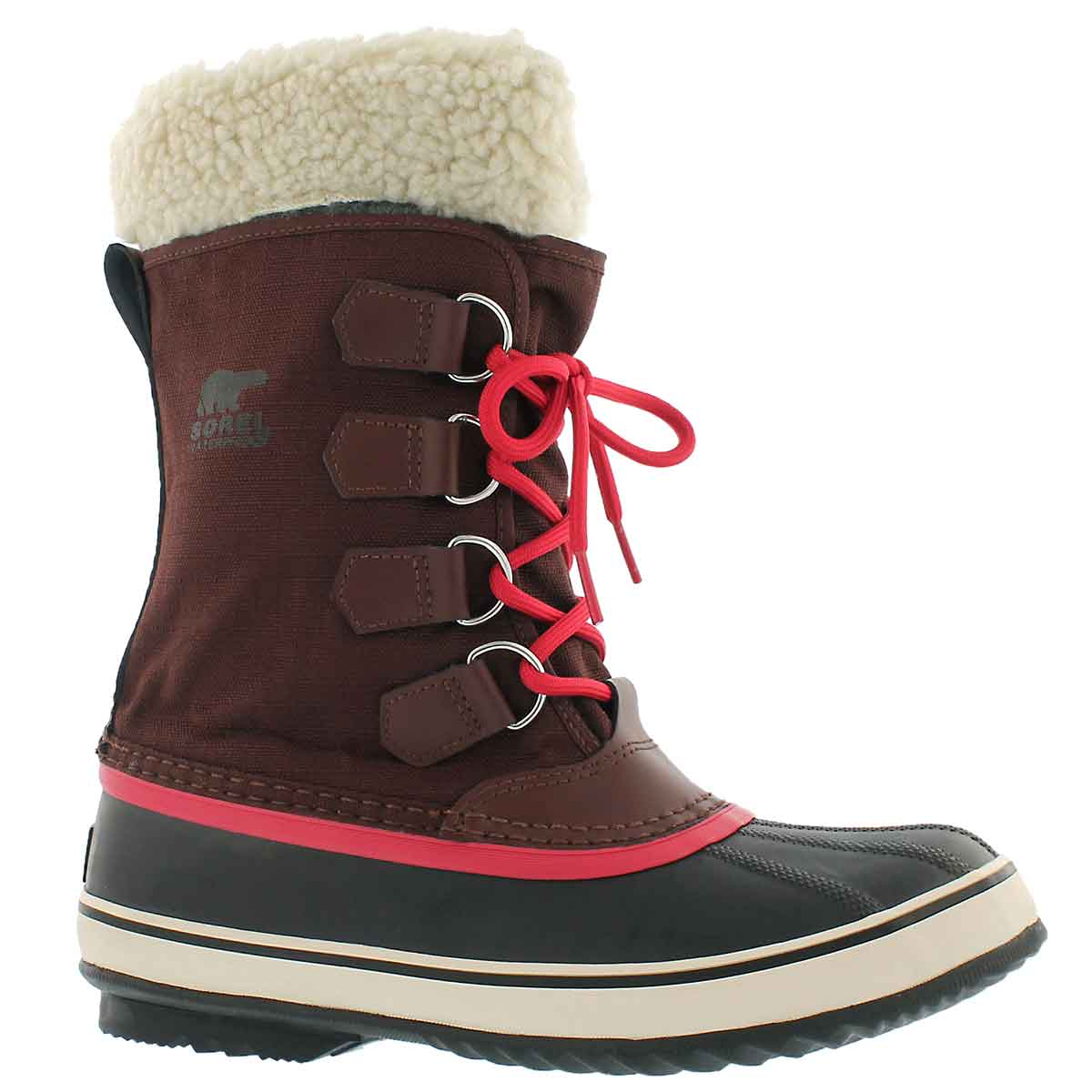 Lds Winter Carnival redwood winter boot