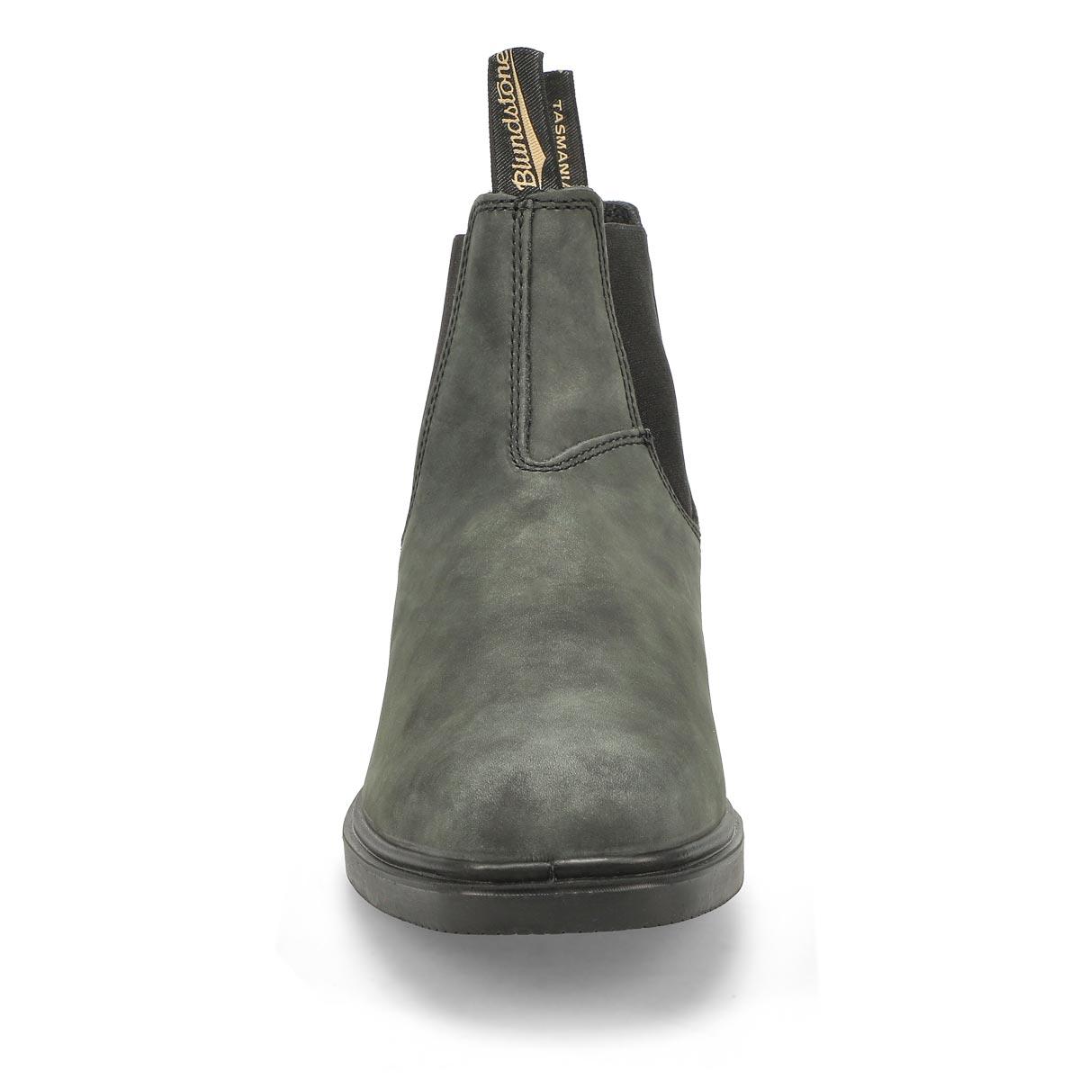 Botte CHISEL TOE, noir rustique, unisexe