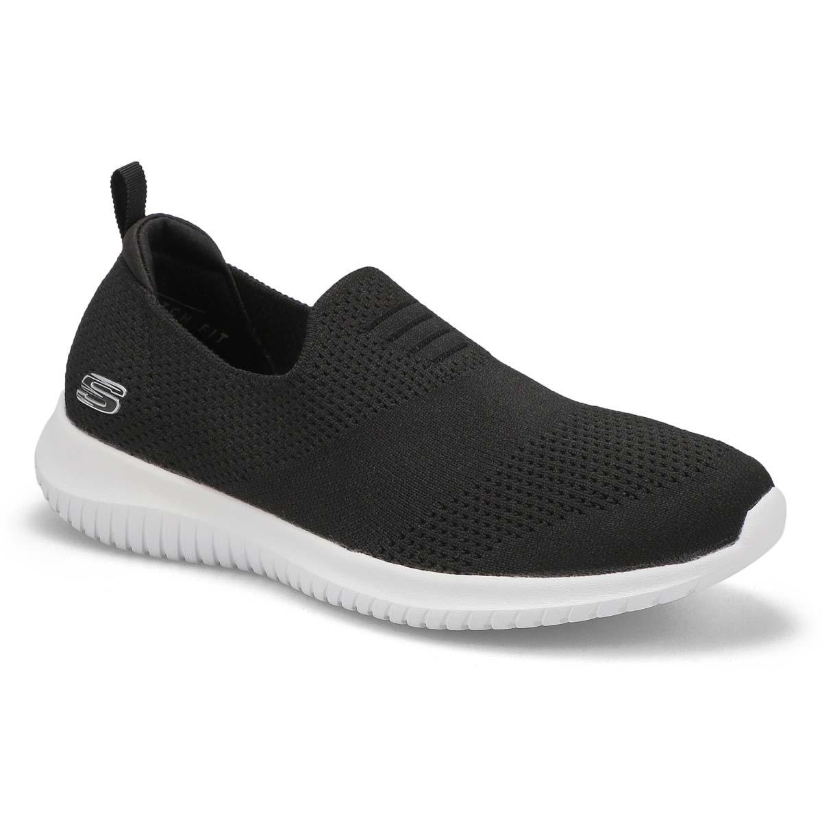 Lds Ultra Flex Harmonious black sneaker