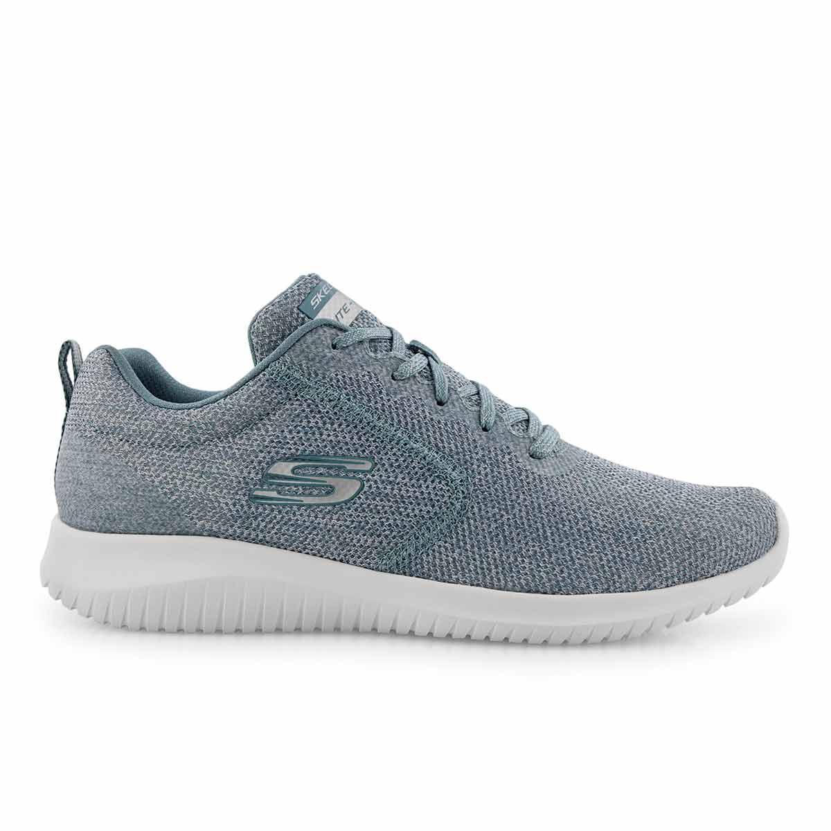 Shop Skechers Women's Ultra Flex Simply Free Sneaker Sage