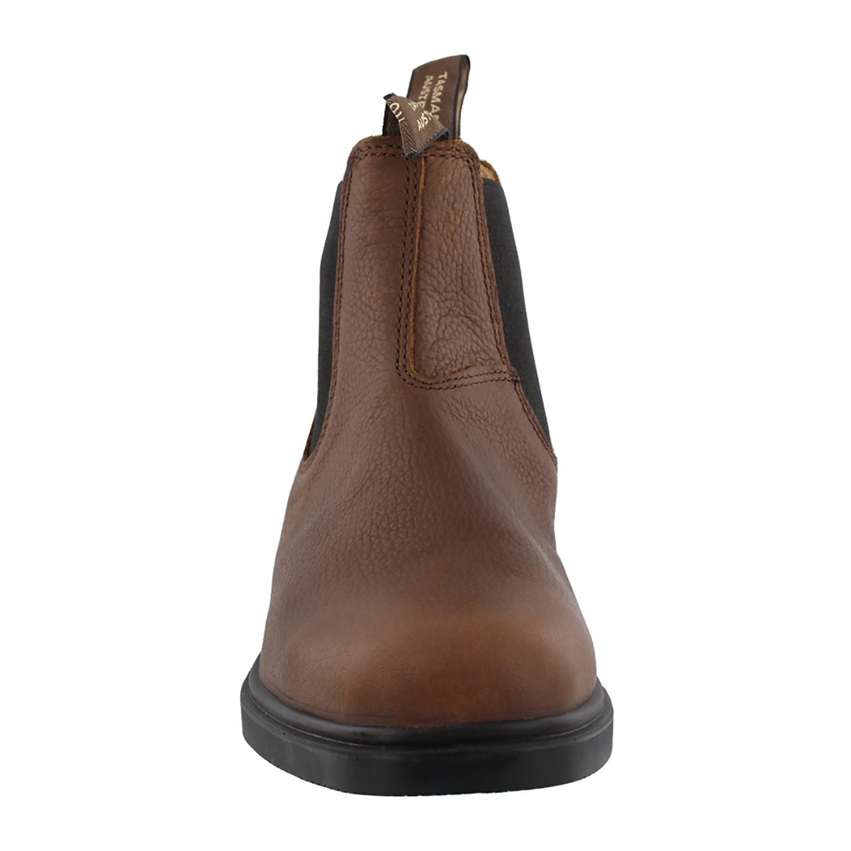 Unisex Chisel Toe brown  twin gore boot