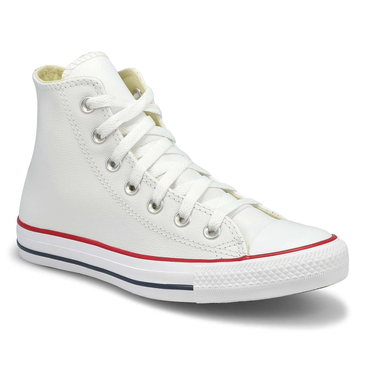 Men's CT ALL STAR LEATHER white hi sneakers