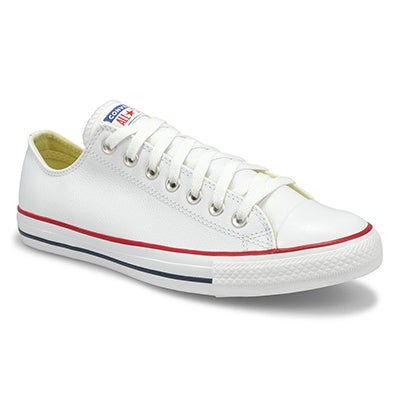 Converse Espadrilles CT ALL STAR LEATHER OX, blanc, homme