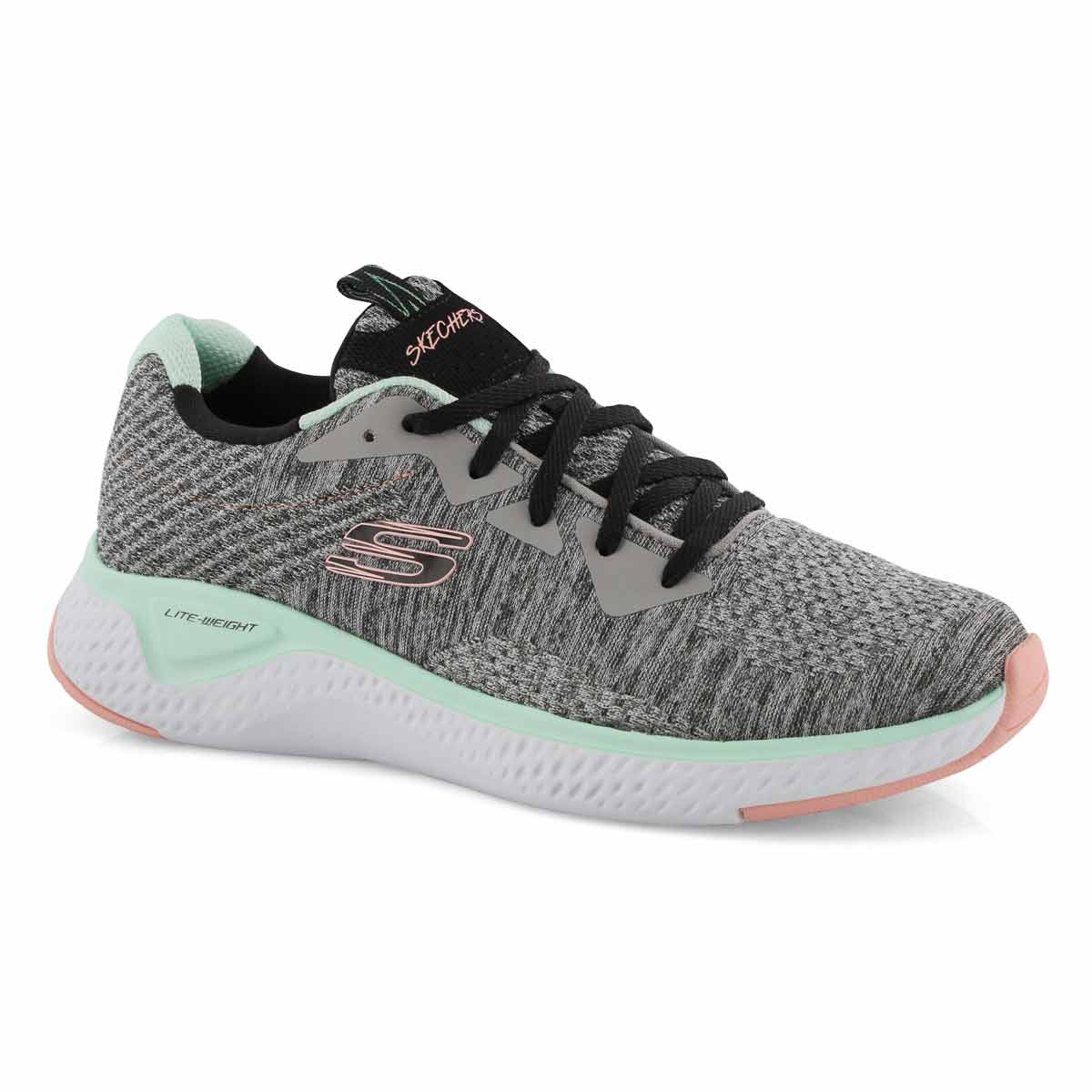 Lds Solar Fuse Brisk Escape gry/mlt snkr