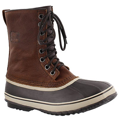 Sorel Men's 1964 PREMIUM T tobacco winter boots