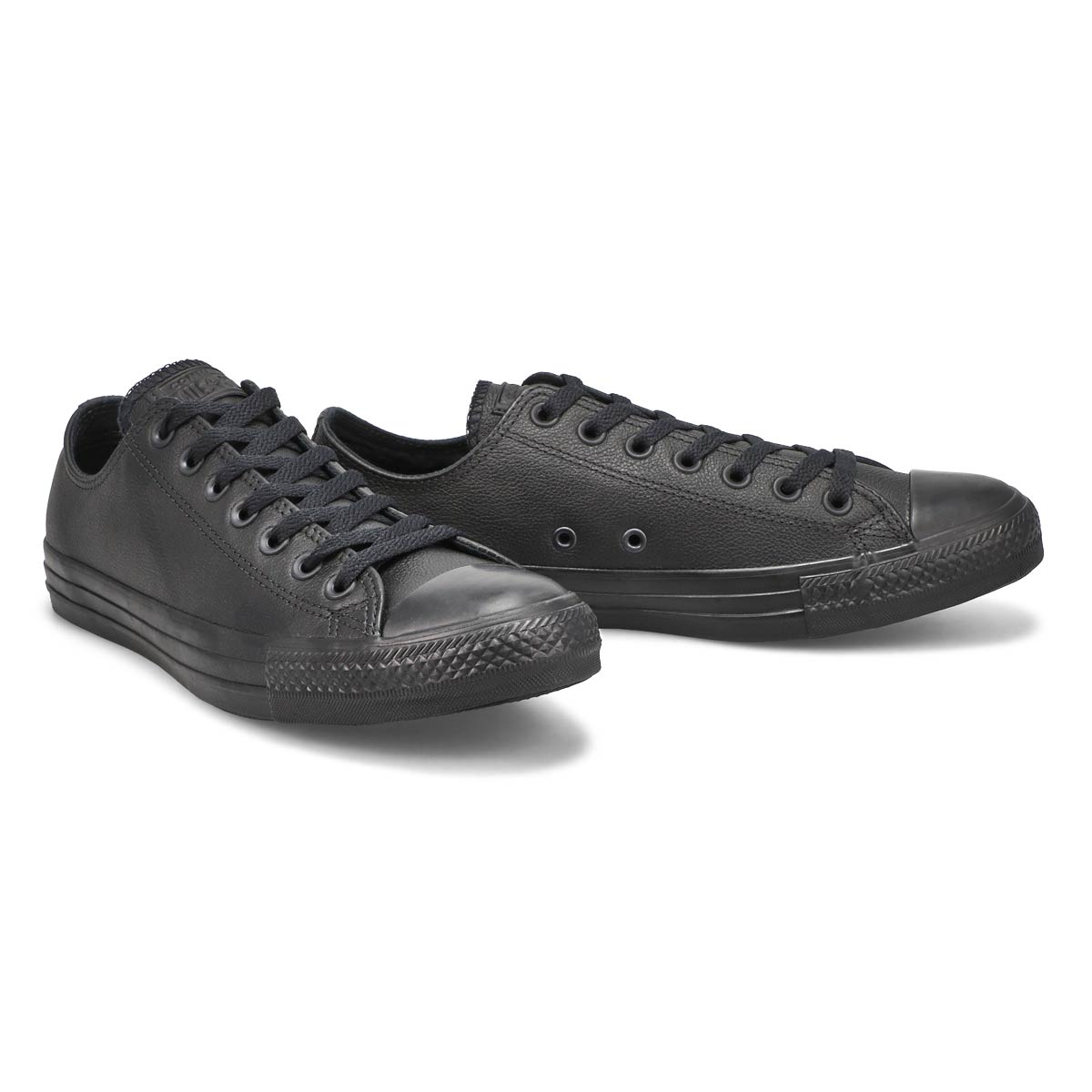Espad. CT All Star Leather, noir, hommes