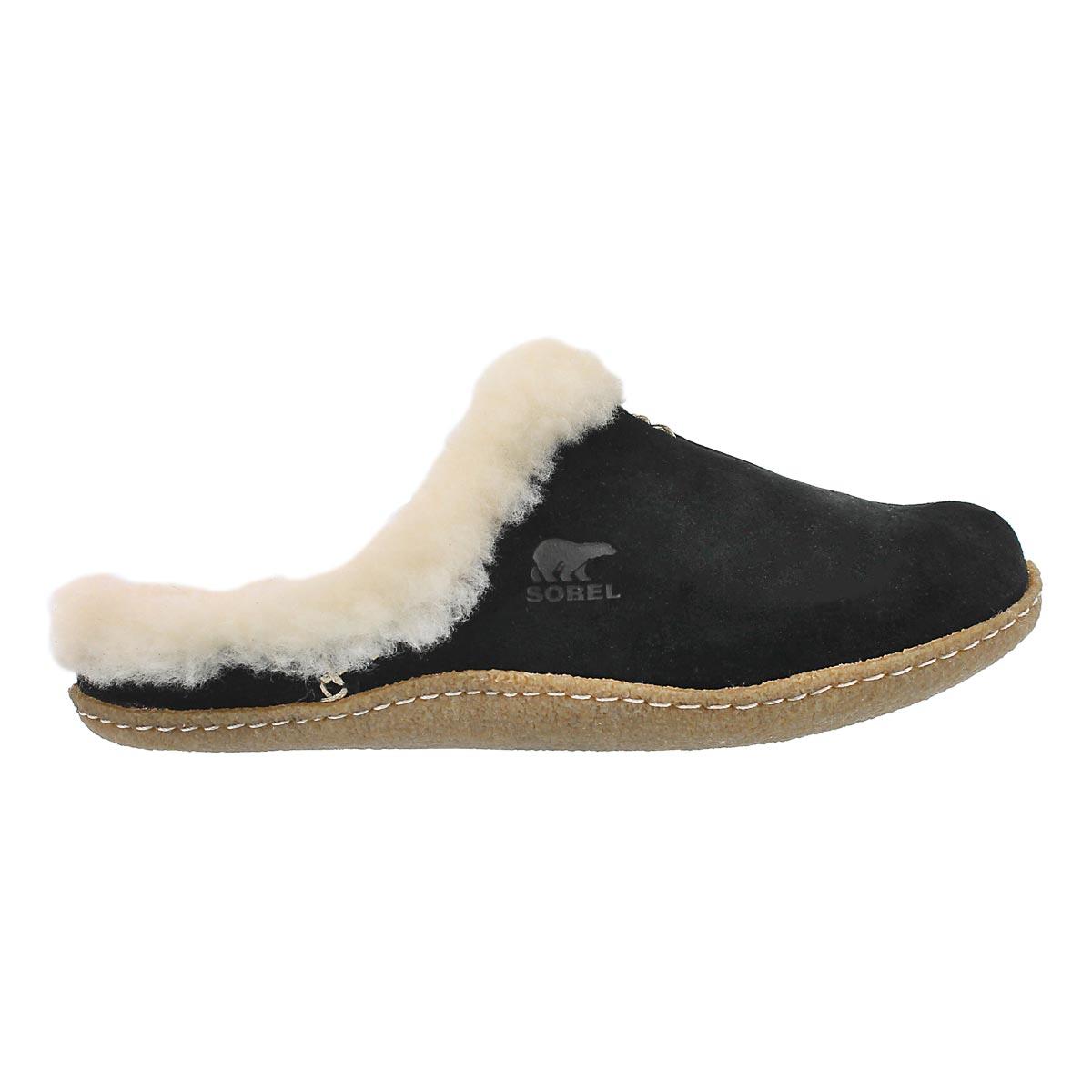 Pantoufles Nakiska Slide, su�de noir, F