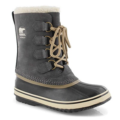 Lds 1964 Pac 2 coal winter boot