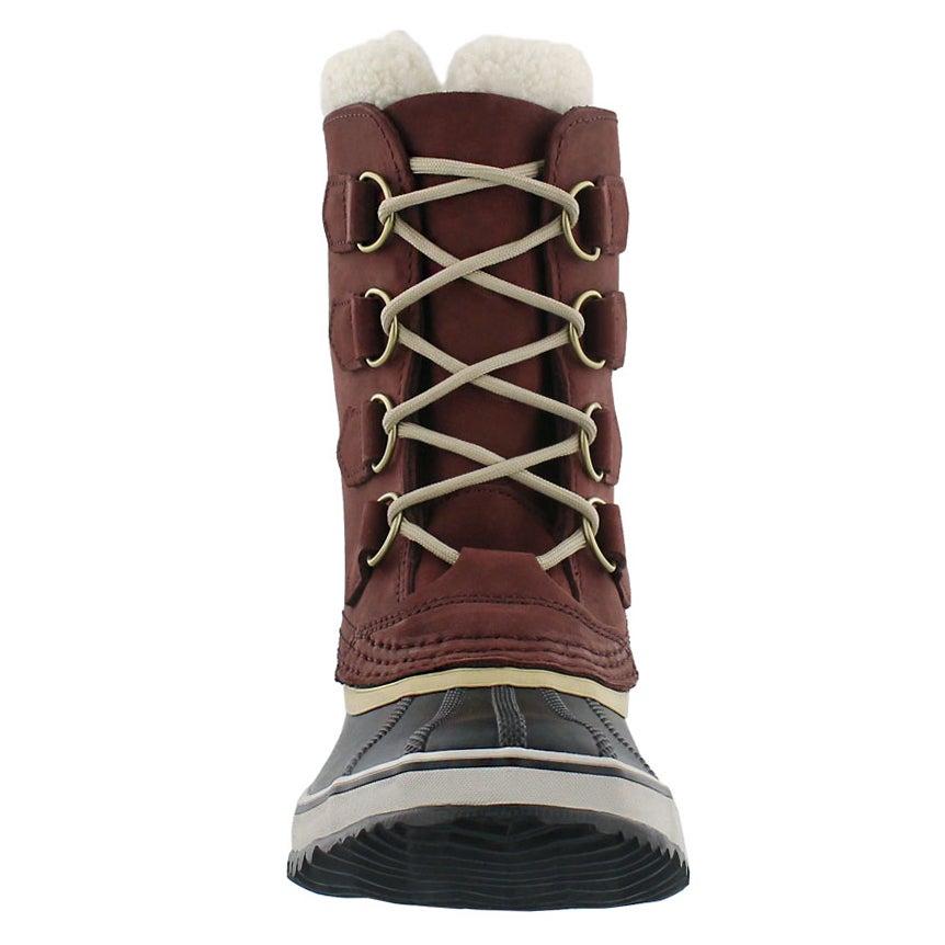 Lds 1964 Pac 2 redwood winter boot
