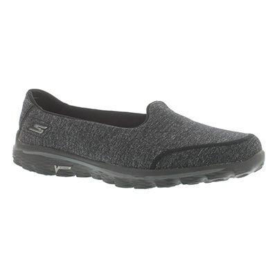 Skechers Flâneurs de marche GOwalk 2 BIND, noir, femmes