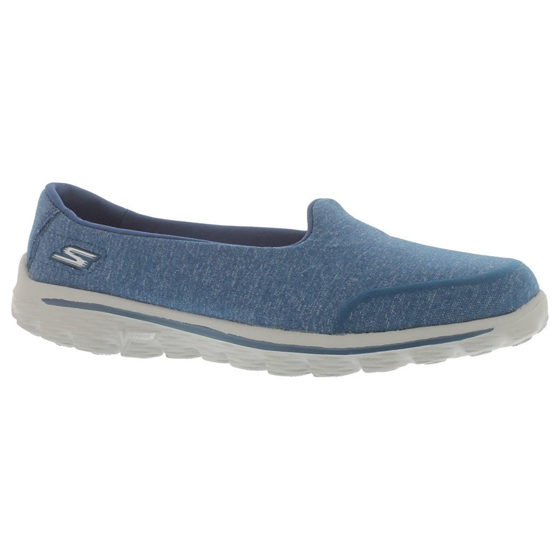 Flâneurs GOwalk 2 Bind, bleu, femmes