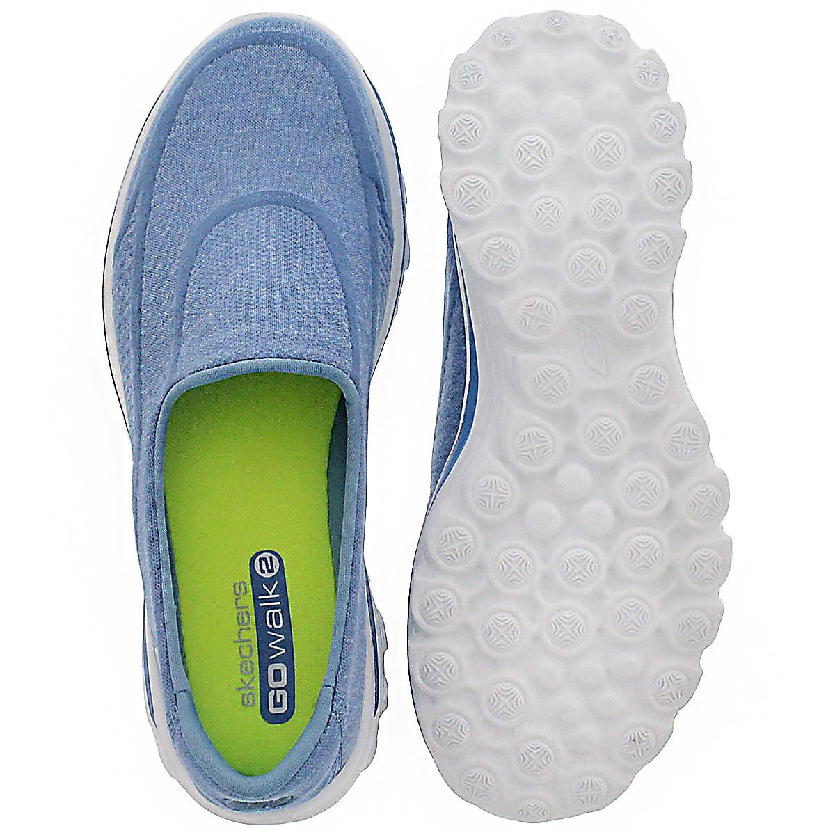 Flâneur bleu/bla GOwalk SUPER SOCK, fem