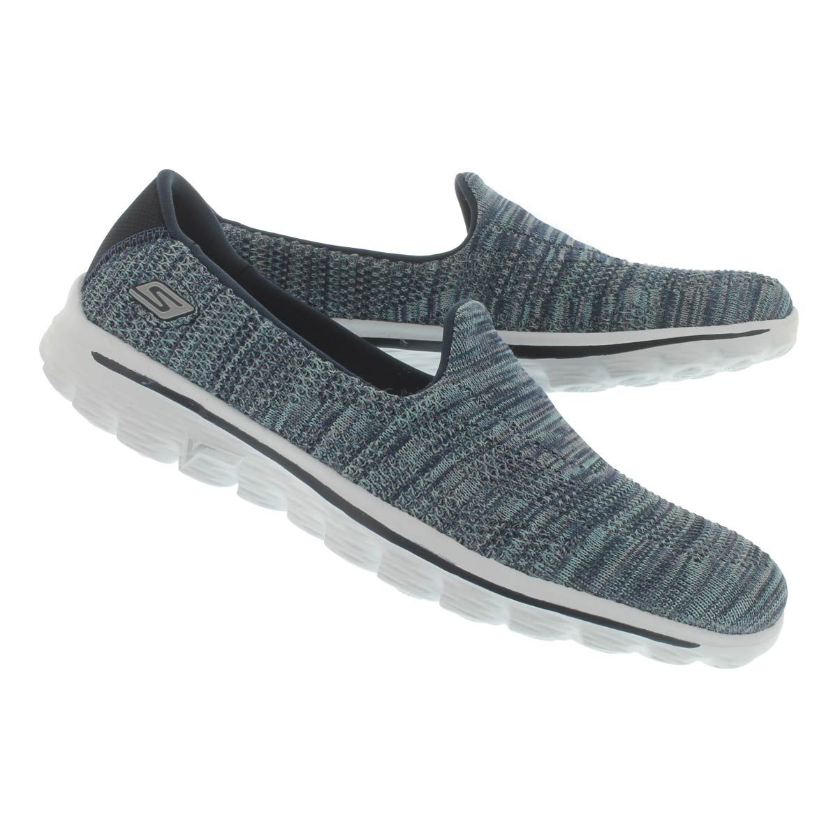 Lds GOwalk 2 Hypo navy slip on shoe
