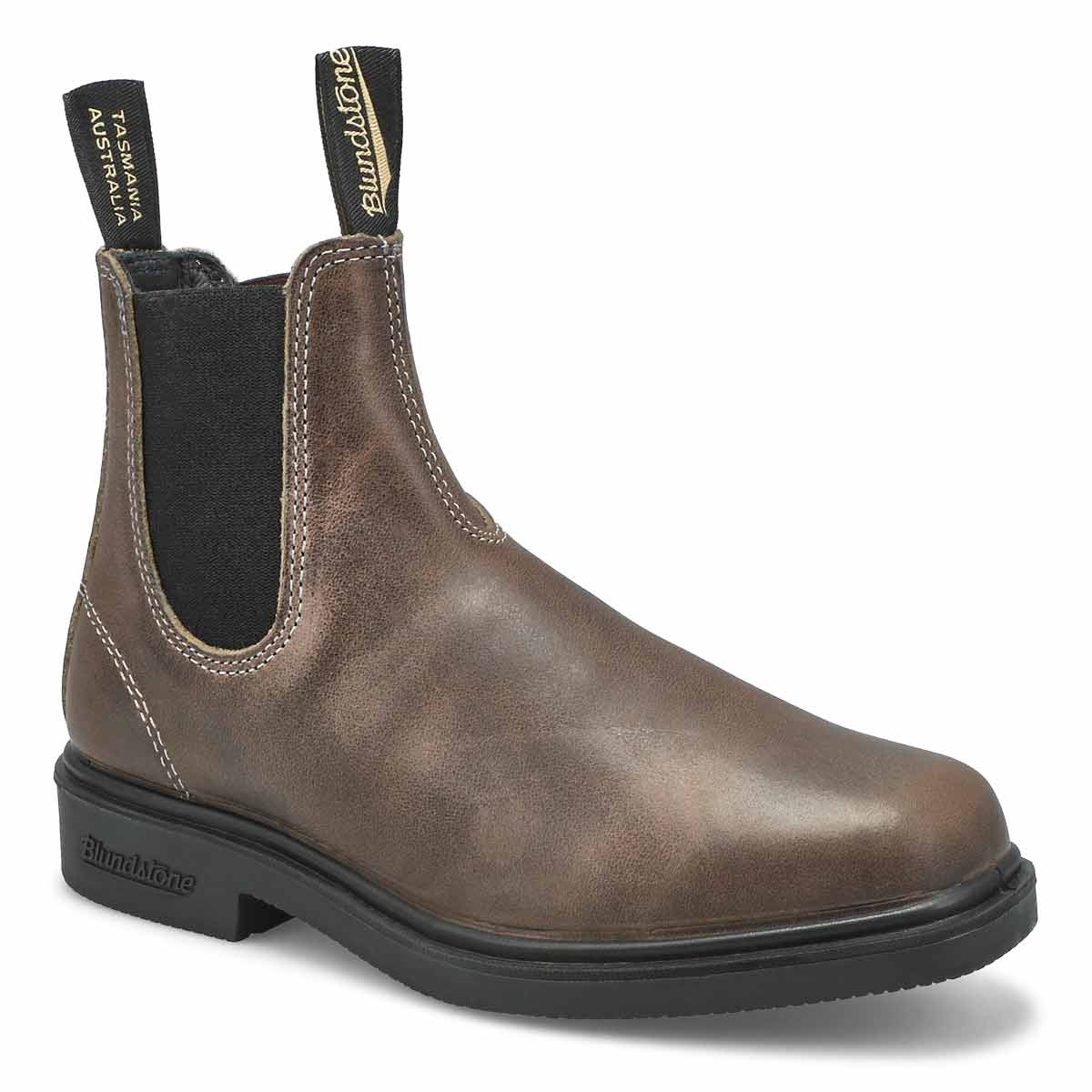 Unisex CHISEL TOE grey twin gore boots