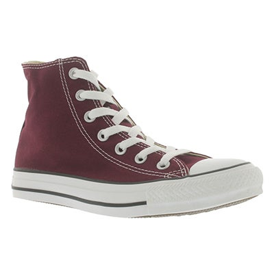 Converse Women's CT ALL STAR Core burgundy sneakers