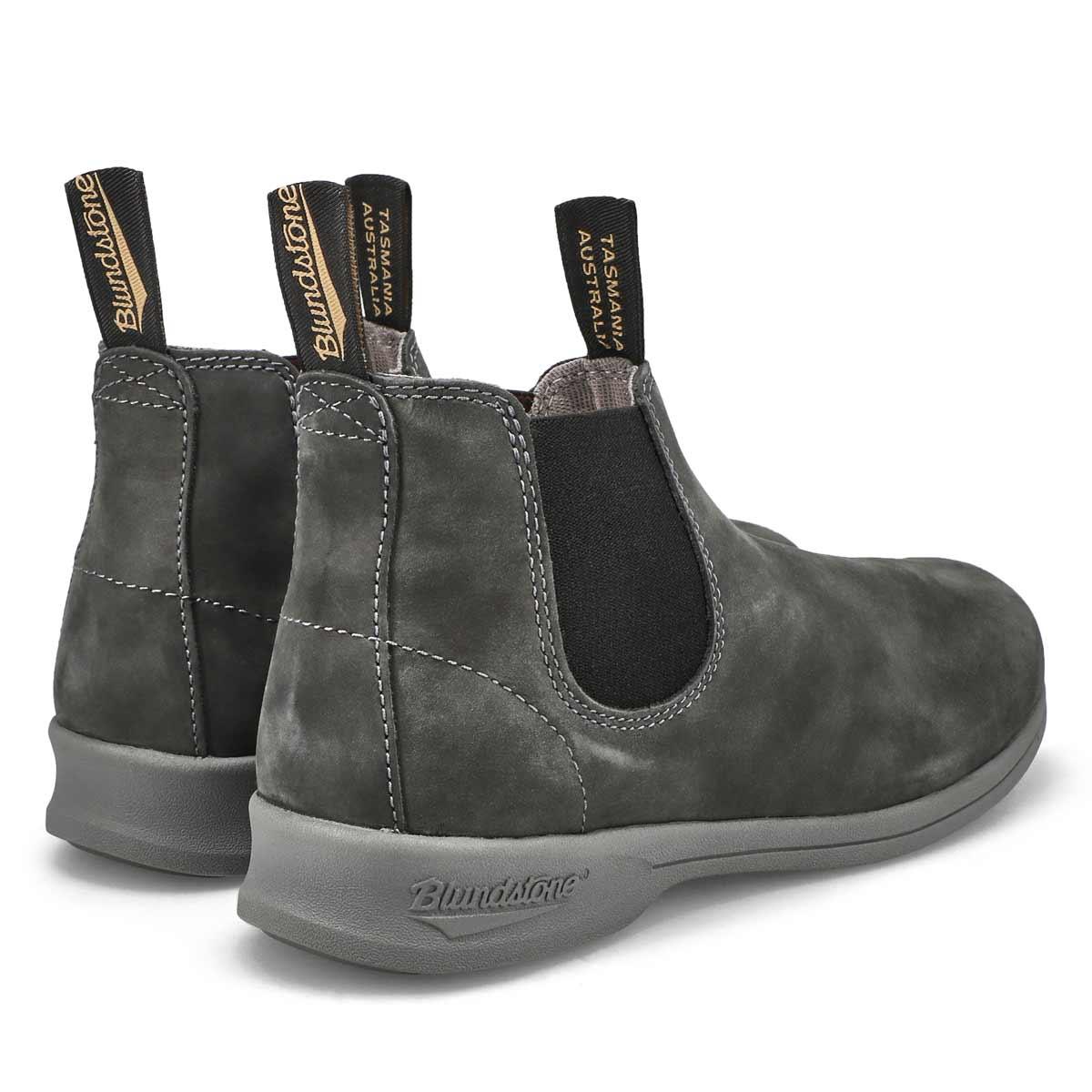 Unisex Active Range black twin gore boot