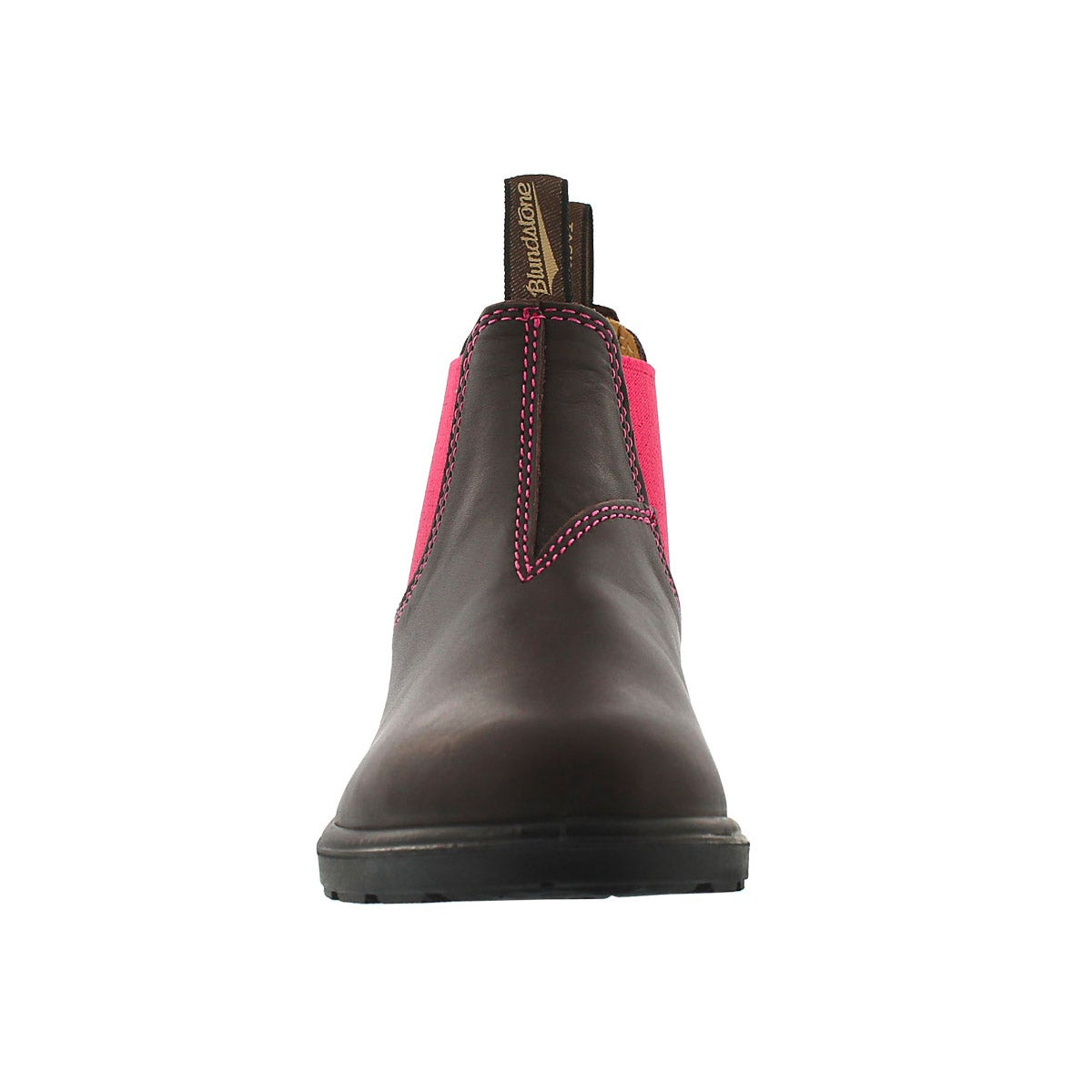Kids Blunnies brown pink twin gore boot
