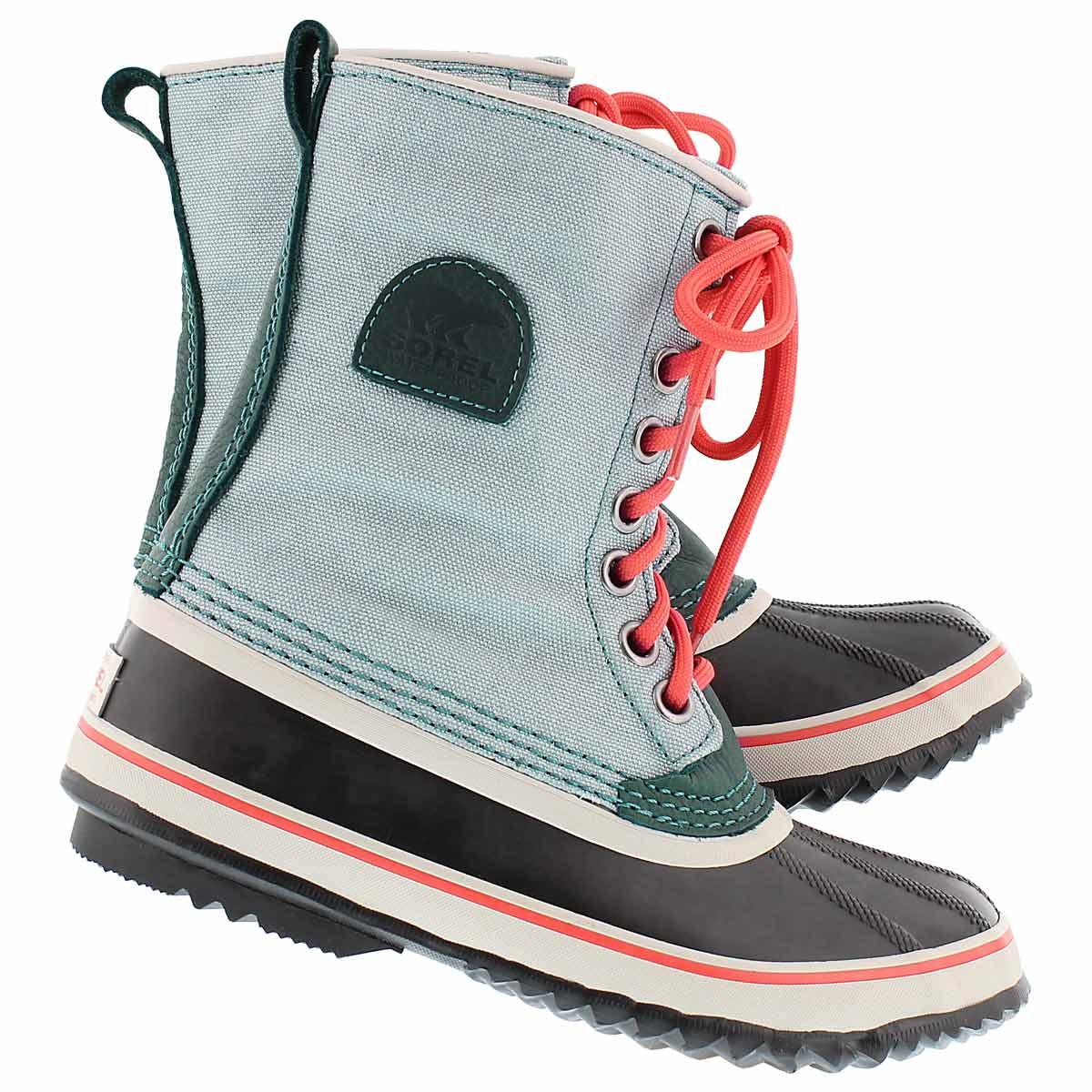 Sorel women s 1964 premium cvs blue winter boots 1413051 938