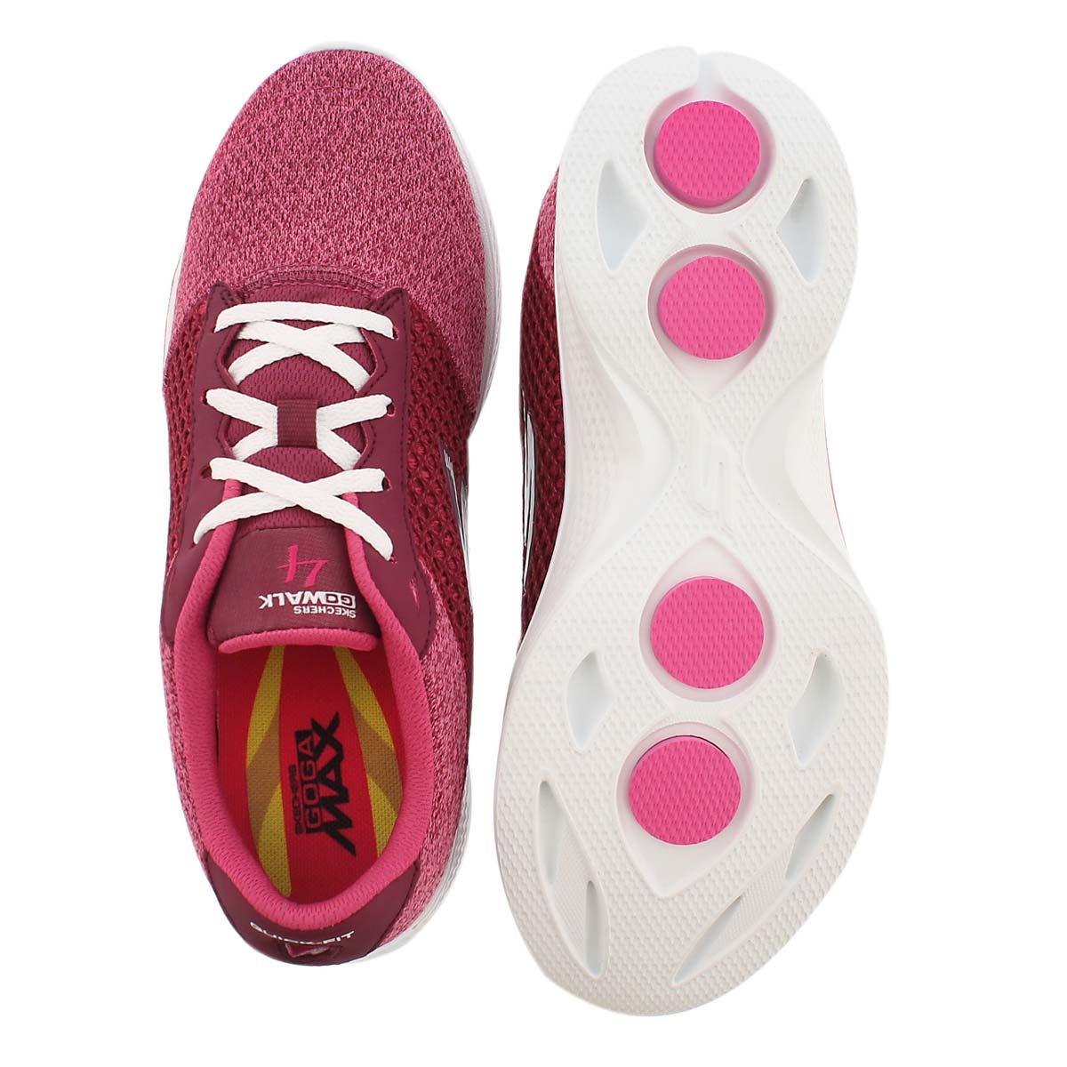 Chaussure de marche GOWalk4, framb, fem