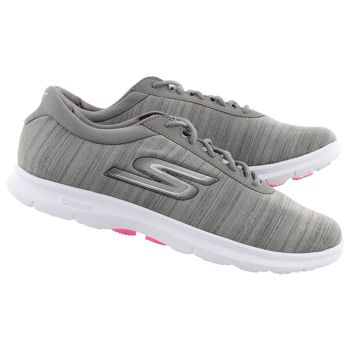 Lds GOstep Unmatched grey sneaker