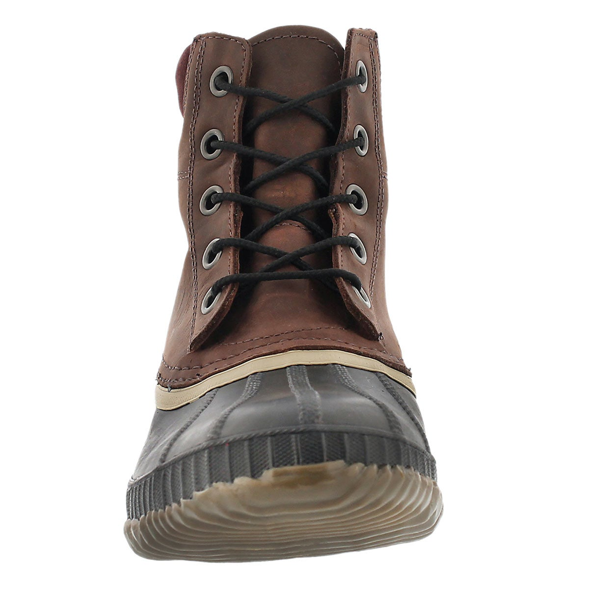 Mns Cheyanne Lace brown winter boot