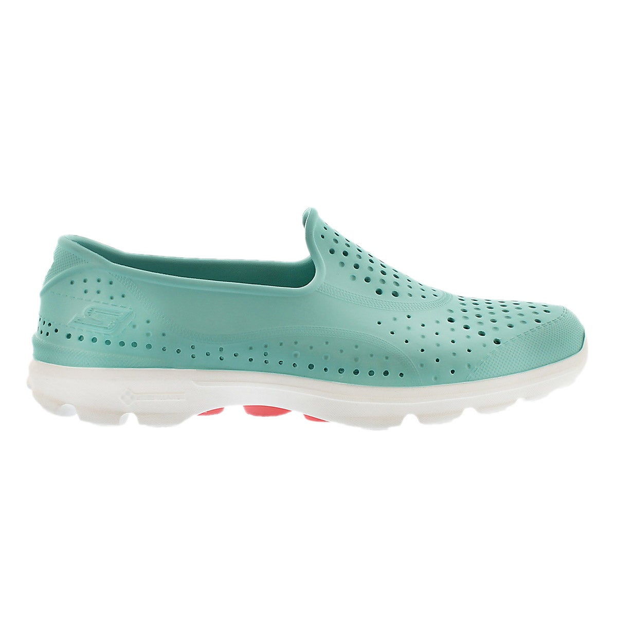 Lds H2 GO mint waterproof slip on