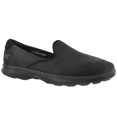 Skechers Women's UNTOUCHED black slip on loafers
