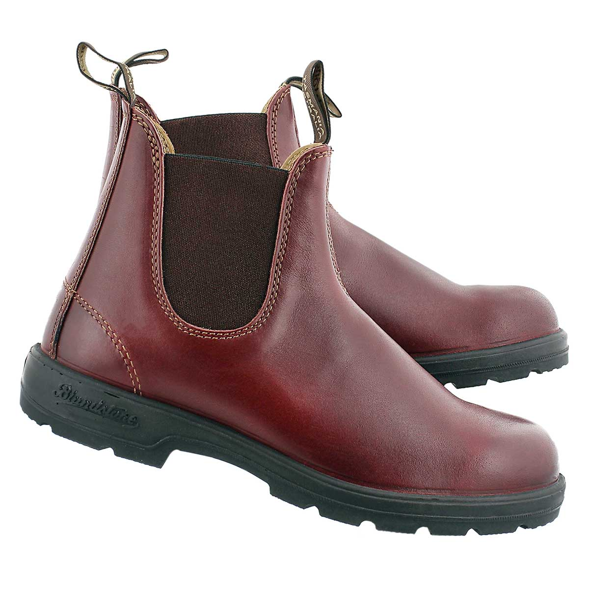 Unisex Original burgundy pull on boot