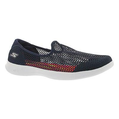 Lds GO Step Lite Wispy navy walking shoe