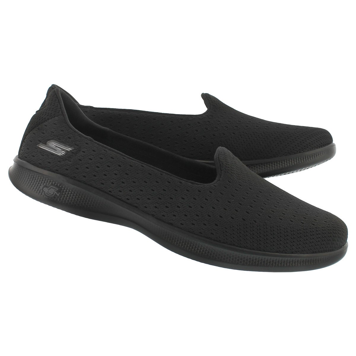 Lds GO Step Lite Origin blk walking shoe