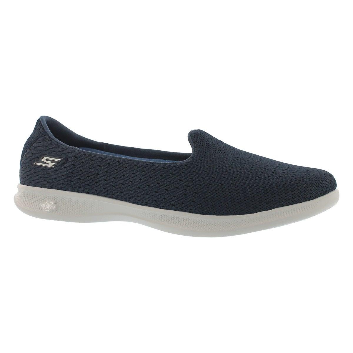 Women's GO STEP LITE ORIGIN navy walking shoes