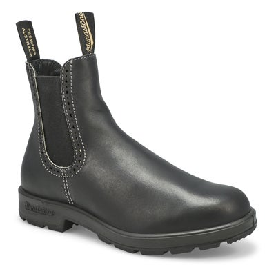 Blundstone Women's GIRLFRIEND black pull on boots