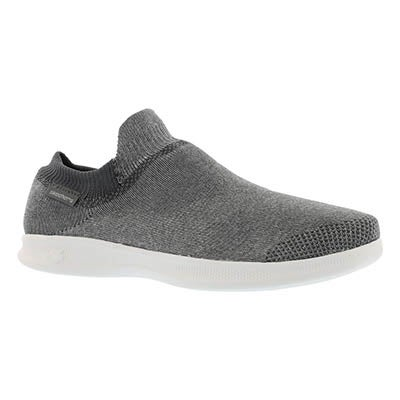 Lds GOStep Lite Ultrasock grey slip on