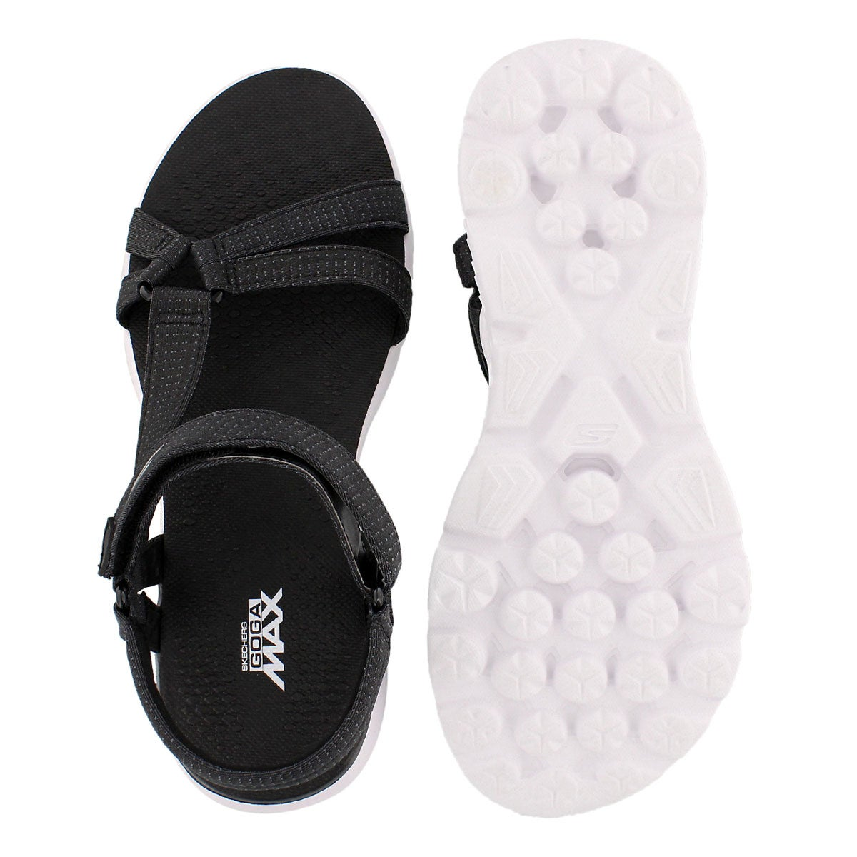 Lds On-The-Go 400 black sport sandal