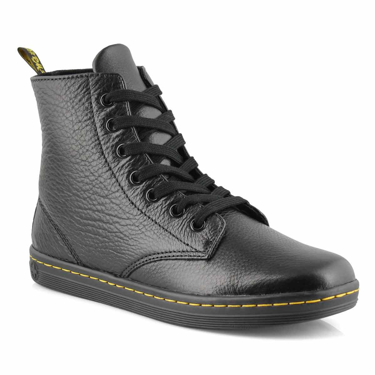 Women's LEYTON black ankle booties