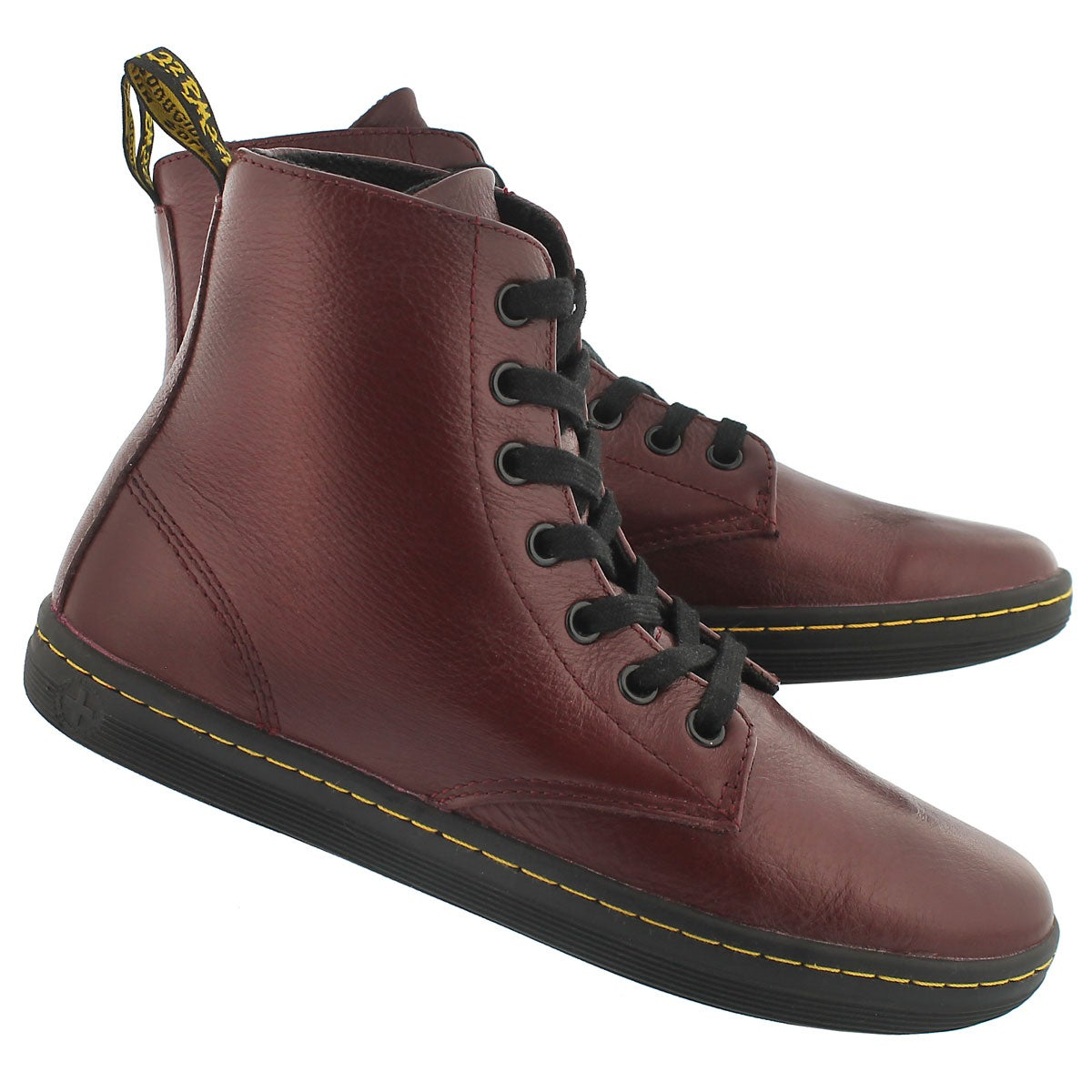 Lds Leyton cherry ankle bootie