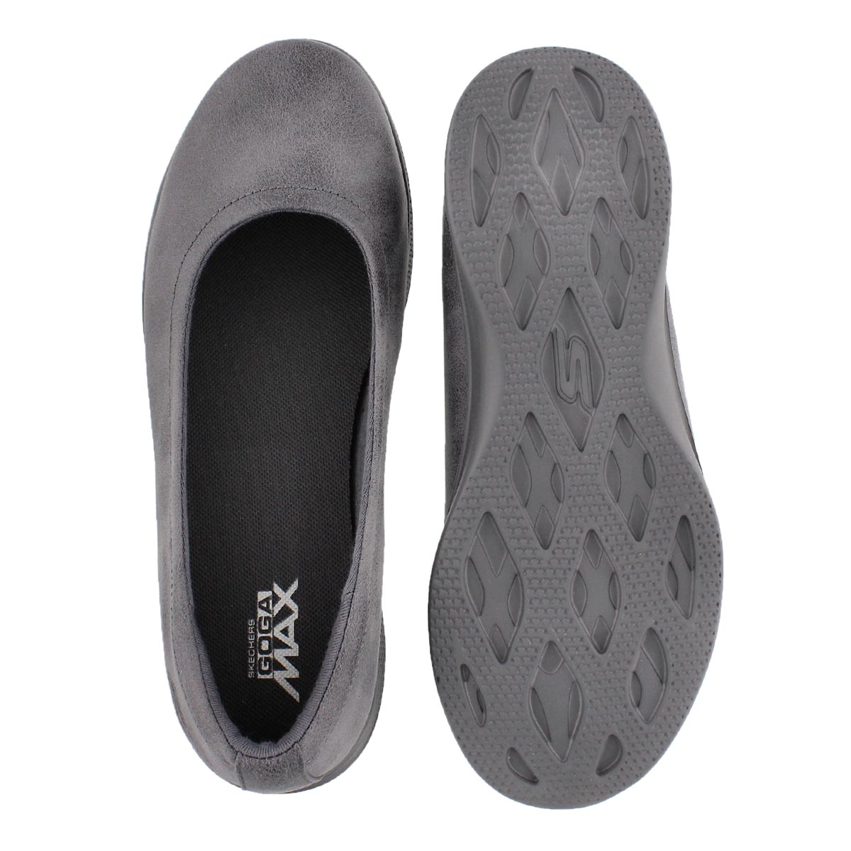 Lds GOstep Lite Mystic charc casual flat