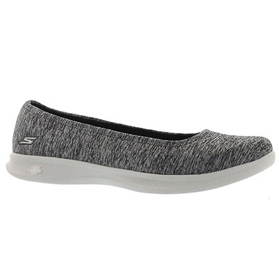 Lds GOStepLite gry space dye casual flat
