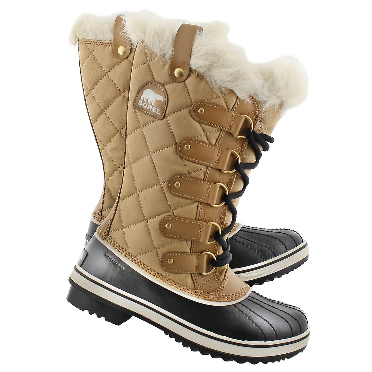 Lds Tofino curry wtpf winter boot