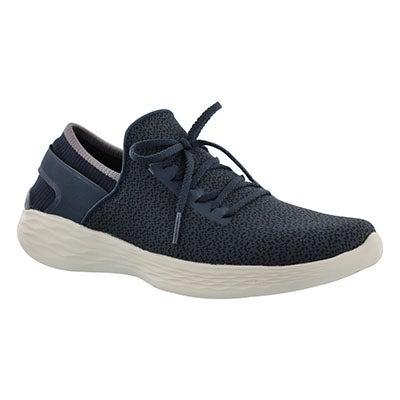 Lds You Inspire navy slip on sneaker
