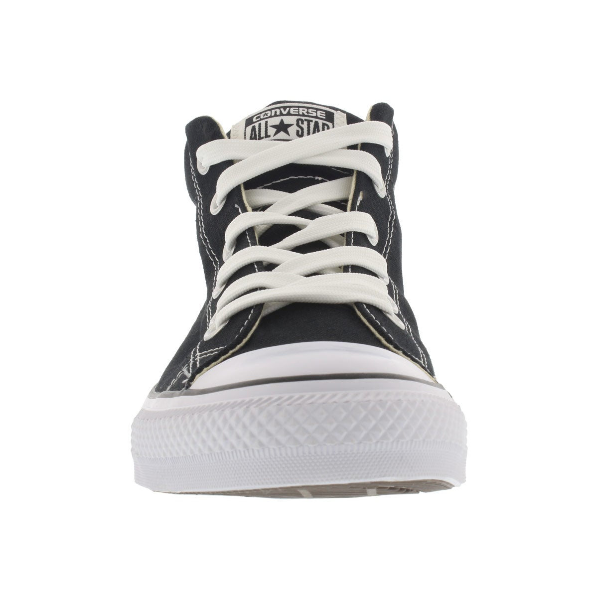 Mns CT A/S Street Canvas blk mid sneaker